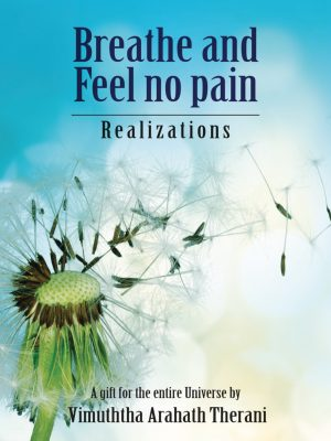 Breathe And Feel No Pain . Realizations